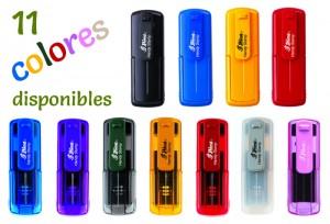 S-723 colores carcasas