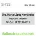 Sello personalizado de Bolsillo Shiny S-722 38x14mm