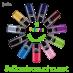Colores de sello de bolsillo S-274